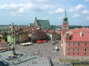 Варшава 2014