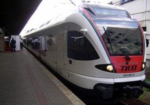Польские поезда
