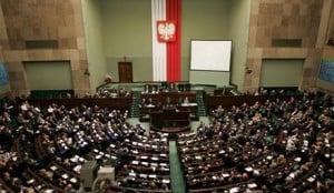 Выступление в польском Сейме в защиту Малого пограничного движения (MRG)