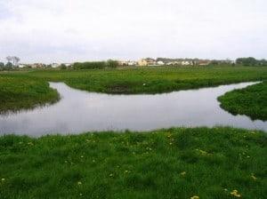 Вонгровец - необычное перекресток рек