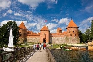 Трокайський замок