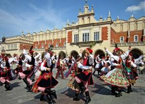 Народные танцы Польши