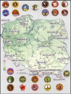 Национальные парки Польши