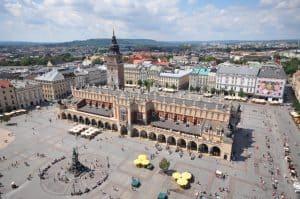 Старый Город Кракова