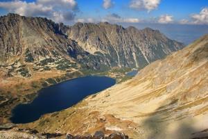 Горы в Польше