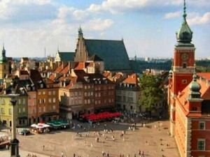 Туристом в Польшу.